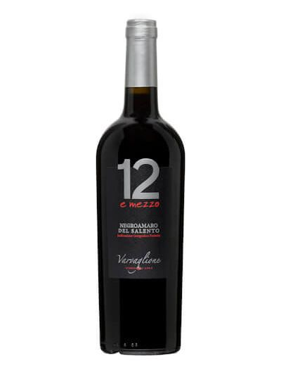 Varvaglione Vigne e Vini 12 e Mezzo Negroamaro del Salento 0.75L