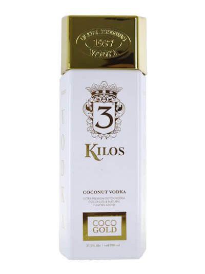 3 Kilos Coco Gold 0.7L