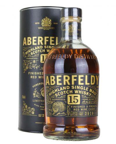 Aberfeldy 15 0.7L