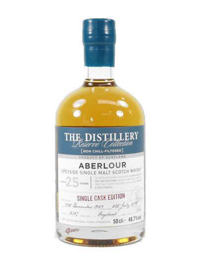 Aberlour 25 YO Distillery Reserve Collection 0.5L