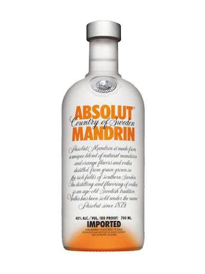 Absolut Mandrin 0.7L