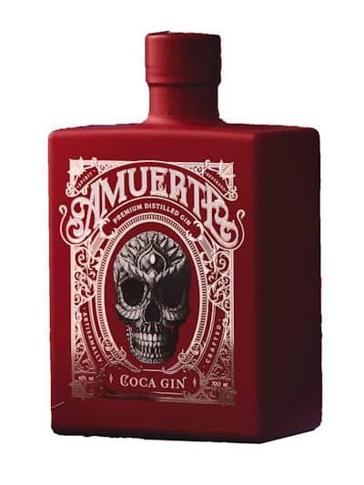 Amuerte Coca Gin Red Edition