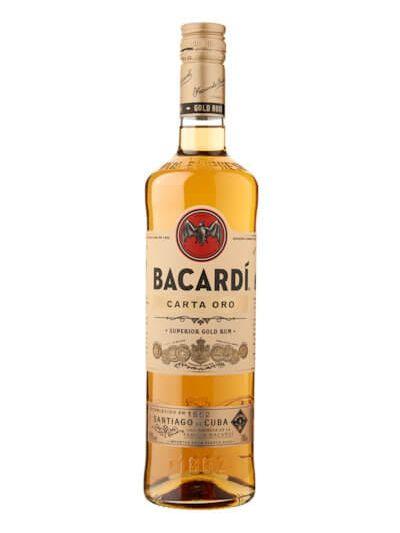 Bacardi Carta Oro