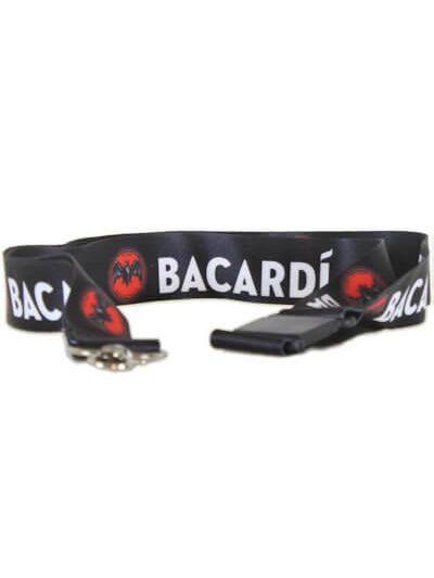 Bacardi Keychain