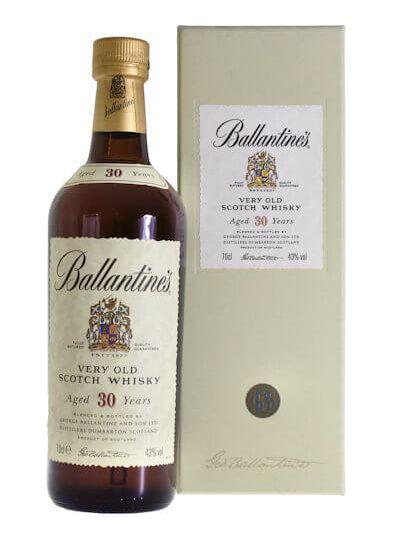 Ballantine's 30 YO Vintage 0.7L