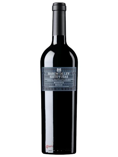 Baron de Ley Siete Vinas Reserva 0.75L