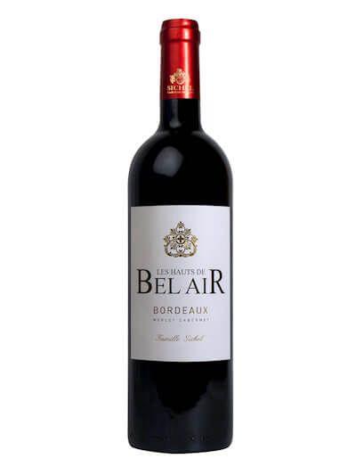 Les Hauts de Bel Air Bordeaux Red 0.75L