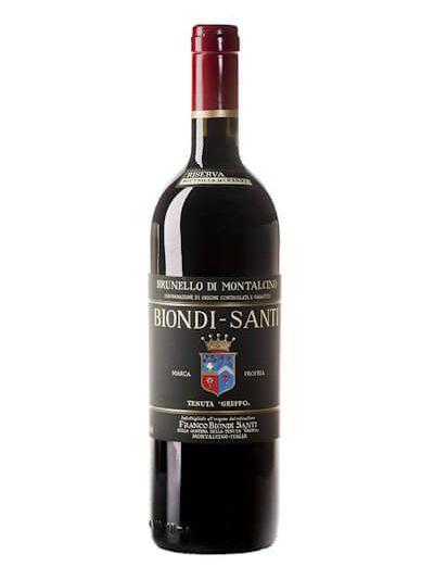 Biondi Santi 2011 0.75L