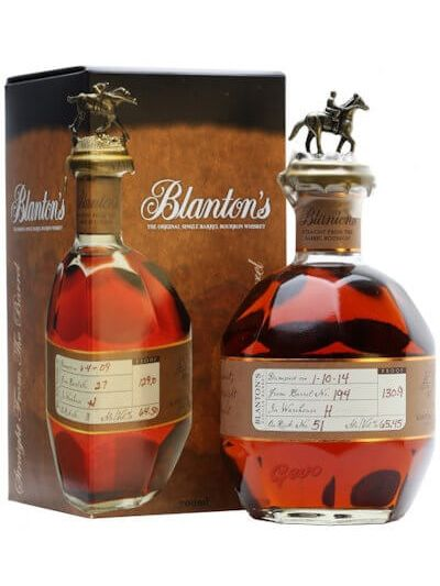 Blanton's Straight from the Barrel 0.7L