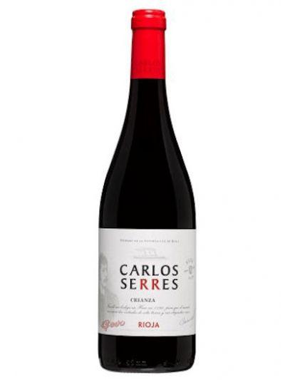 Carlos Serres Crianza 0.75L