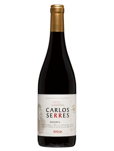 Carlos Serres Reserva 0.75L