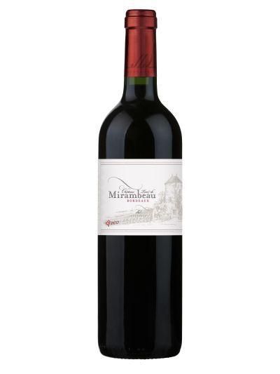 Chateau Tour de Mirambeau rood Bordeaux 2014 0.75L