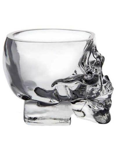 Crystal Head glas 2.5cl