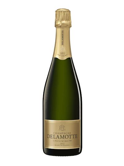Delamotte Champagne Blanc de Blancs 2012