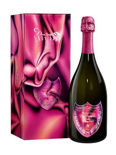 Dom Perignon Rose 2006 Lady Gaga