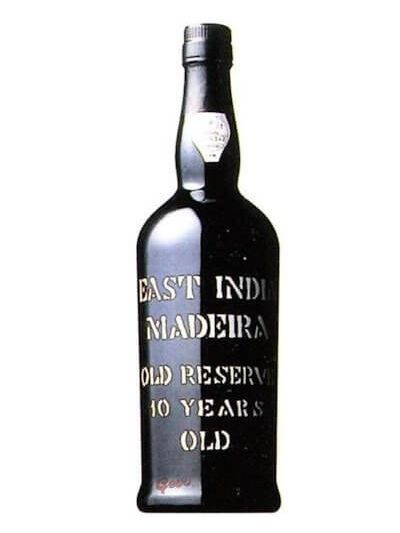 East India Madeira Old Reserve 10 YO 0.75L