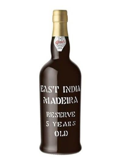 East India Madeira Reserve 5 YO 0.75L