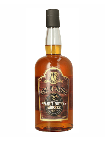 5 O'Clock Peanut Butter Whiskey Liqueur