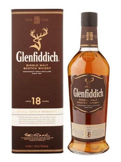 Glenfiddich 18 Small Batch Reserve 0.7L