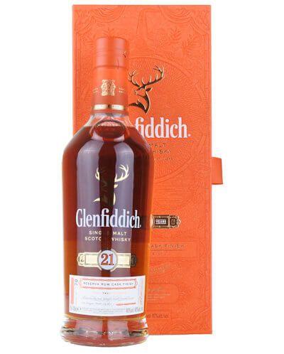 Glenfiddich 21 YO Reserva Rum Cask Finish 0.7L
