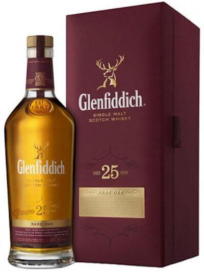 Glenfiddich 25 YO Rare Oak 0.7L