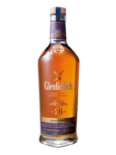Glenfiddich 26 YO Excellence 0.7L