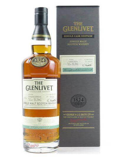 The Glenlivet 19 YO Campdalemore 0.7L