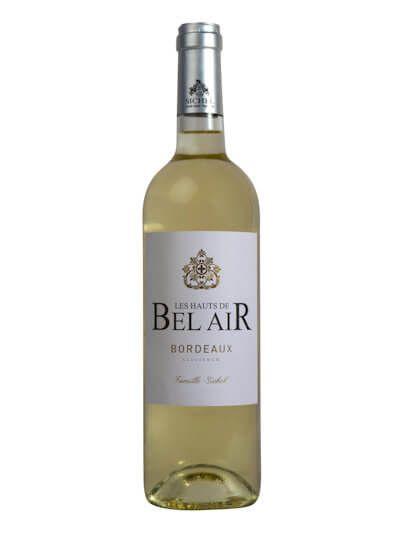Les Hauts de Bel Air Bordeaux Sauvignon Blanc 0.75L
