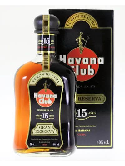 Havana Club 15 YO Gran Reserva 0.7L
