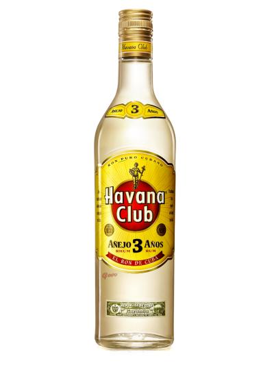 Havana Club 3 anos 0.7L