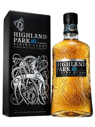 Highland Park 10 YO 0.35L