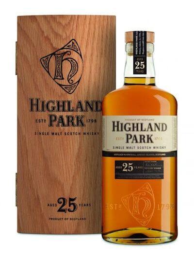 Highland Park 25 YO 0.7L