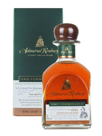 Admiral Rodney Officer's Release No.2