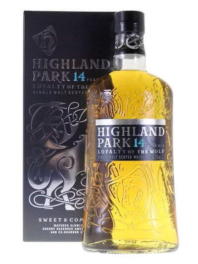 Highland Park 14 YO Loyalty of the Wolf 1L