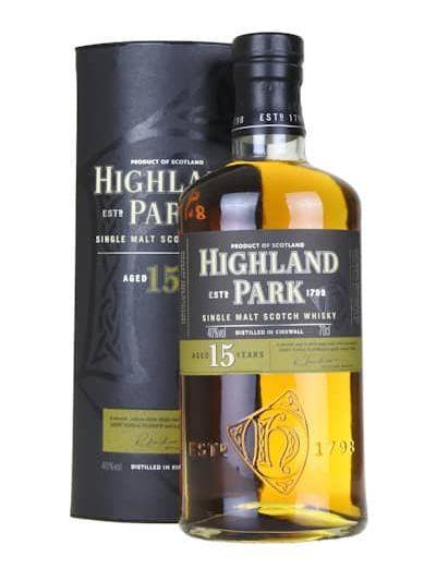 Highland Park 15 Vintage