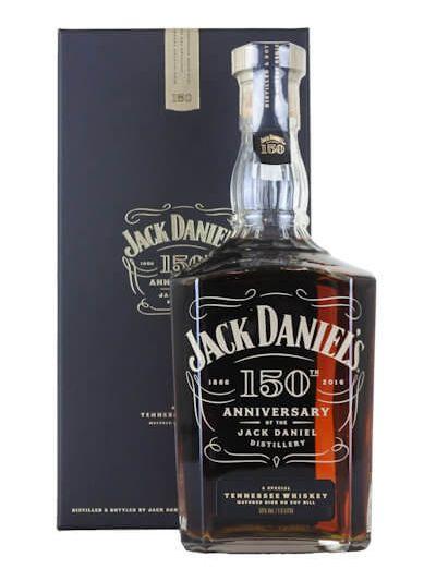 Jack Daniels 150 YO Anniversary Limited Edition 1L