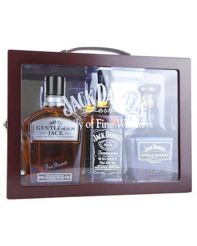 Jack Daniels Family of Fine Whiskeys