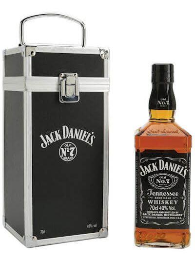 Jack Daniels Flightcase