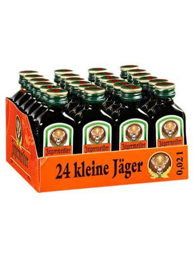 Jägermeister 24 Pack