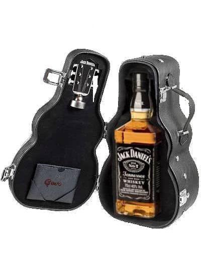 Jack Daniels Gitaar Koffer