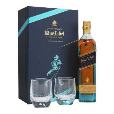 Johnnie Walker Blue label Giftbox