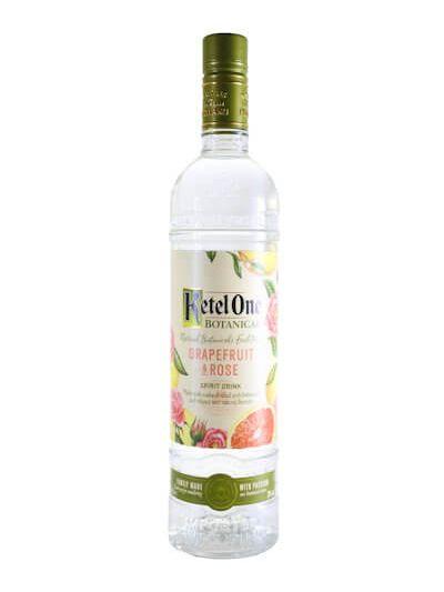 Ketel One Botanical Grapefruit Rose