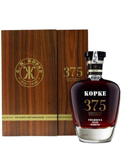 Kopke 375 Anniversary
