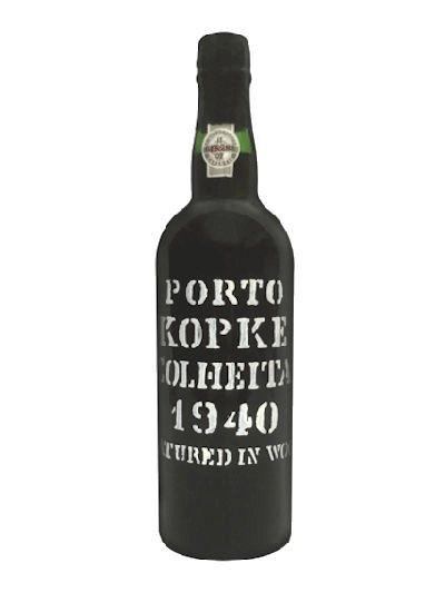 Kopke colheita 1940 0.75L