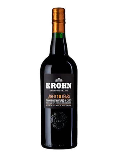 Krohn 10 Tawny 0.75L