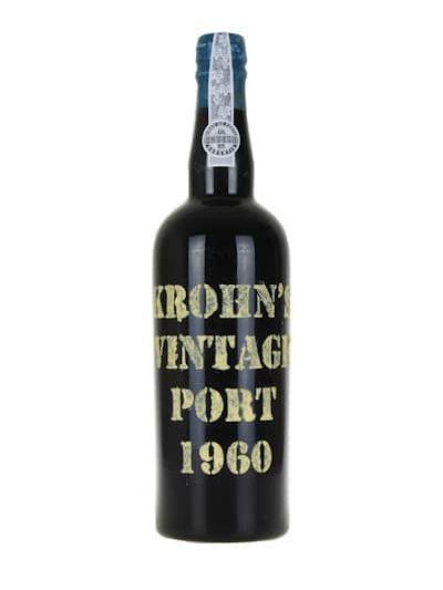 Krohn Vintage Port 1960