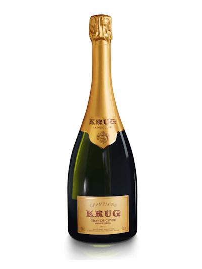 Krug Grande Cuvée Brut 168 edition