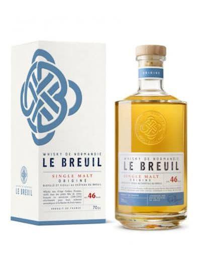 Whisky Le Breuil Origine