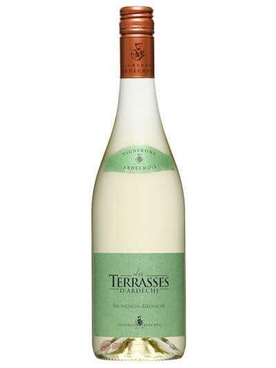 Les Terrasses d'Ardèche Blanc 0.75L