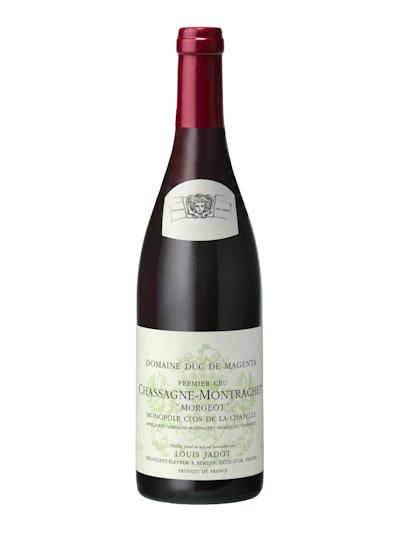 Louis Jadot Chassagne Montrachet Morgeot Rouge 0.75L